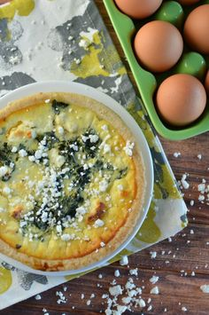 Brunch is one of my favorite meals! We love to have friends and family over on a lazy Sunday morning. I am always looking for new and easy dishes to serve and this Spinach and Feta Quiche is the perfect dish! What I love about these is that it is easy to make, of course …