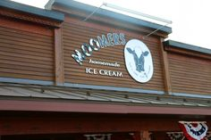 Moomers Homemade Ice Cream--with a location just a few minutes from Elk Lake! Michigan Vacations, Michigan Travel, Lake Michigan, White Lake, Summer Bucket, Summer Fun, Outdoor Sculpture, Northern Michigan, Homemade Ice Cream