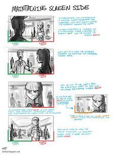 Hat Lieberman: Stuff I've learned about storyboarding