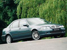 Rover 45 Sedan 1999–2004
