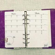 Kalendervorlagen für 2018 Office Organisation, Planer, Bullet Journal, Calendar 2018, Craft Tutorials, Work Office Organization, Office Setup, Office Organization
