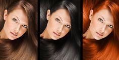 Pewarna rambut alami