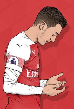 Arsenal Fc Players, Best Football Players, Football Is Life, Arsenal Football, Football Girls, Retro Football, Football Art, Football Match, Soccer Players