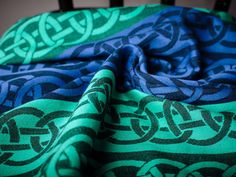 Oscha Japanese Knot Ooki Gaius Wrap -- ABSOLUTELY GORGEOUS!!