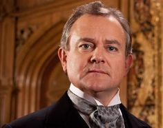 Hugh Bonneville: Father Forthill (with the appropriate contacts of course)