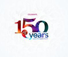 blocking out part of the numbers - Modernes Typography Letters, Typography Logo, Art Logo, Lettering, 25 Year Anniversary, Anniversary Logo, Web Design, Retro Design, Logo Aniversario