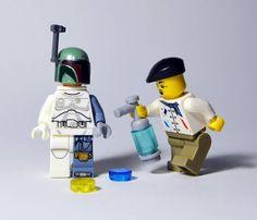 Boba Paint  #bobafett #artist #artista #pintura #paint #tunning #legostarwars #starwarslego #starwars #lego #legoaddiction #legoworld #legomania #brickmania #bricks #legogram #toyplanet #bricknetwork #toyphotografhy #legophotography #toyslagram #legostagram #everythingisawesome #toyslagram_lego #toystagram #minifigure #minifigures #afol by lego_y_co