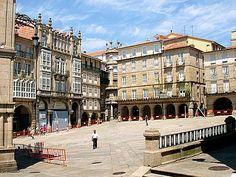 Plaza Mayor Orense