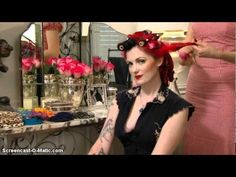 Bettina May and Go Go Amy show you how to achieve perfect retro hairstyles!