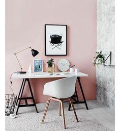 ~ inspiração ~ Como eu amo rosa na decoração Quem aí também curte?