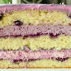 торт с зефиром, ягодный торт