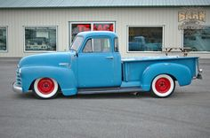Classic Chevrolet Vintage Truck – Cars is Art New Trucks, Custom Trucks, Cool Trucks, Pickup Trucks, Custom Cars, Lifted Trucks, Classic Chevrolet, Classic Chevy Trucks, Classic Cars