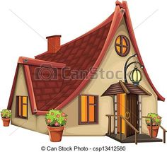 Fantasy house Illustrations and Clip Art. 3,468 Fantasy house ...