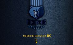 Download wallpapers Memphis Grizzlies, 4K, logo, basketball club, NBA, basketball, emblem, leather texture, National Basketball Association, Memphis, Tennessee, USA, Southwest Division, Western Conference
