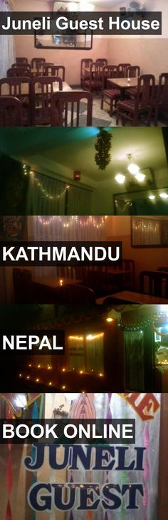 Juneli Guest House in Kathmandu, Nepal. For more information, photos, reviews and best prices please follow the link. #Nepal #Kathmandu #travel #vacation #guesthouse