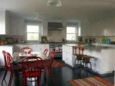 Kitchen - Kate and Andy Spade home in the Hamptons.jpg