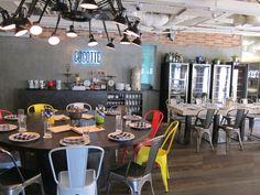 Diseño de restaurantes: Estilo rústico industrial   Marketing Gastronomico