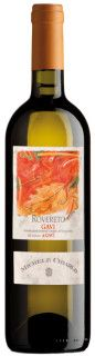 Rovereto Gavi. Michele Chiarlo's family has been growing wine for seven generations.