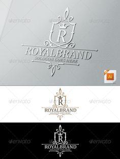Royal Brand Logo V.2
