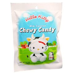 Hello Kitty Milk Candy 2.4 oz