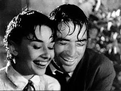 Roman Holiday, about a princess that lets her hair down for one day. Audrey Hepburn's first movie and she won the Oscar for best actress!