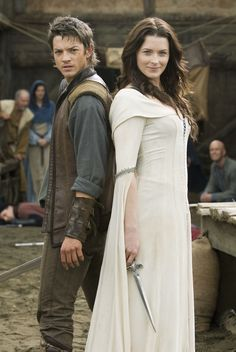 Legend of the Seeker - Season 1 Episode 5 Still
