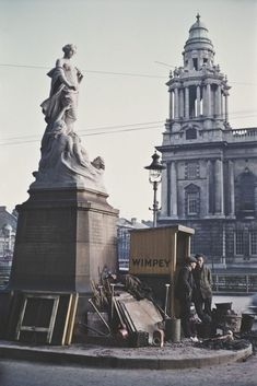 Belfast Northern Ireland 1955