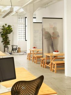 """office   """"hightail sf""""   san francisco   by geremia design"""