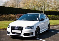 The Audi S3 sportback black edition.Love it!!!