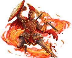 No.391 戰神 ‧ 阿基里斯 Achilles the Hero of Kleos  #神魔之塔 #神魔_不死英雄