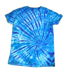 Tie Dye T-Shirt// Large tie dyed shirt// by FarmFreshTieDyeStore