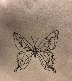 butterfly tattoo meaning . butterfly tattoo behind ear . butterfly tattoo on shoulder Dainty Tattoos, Mini Tattoos, Small Tattoos, Pretty Tattoos, Unique Small Tattoo, Modern Tattoos, Unique Tattoo Designs, Unique Tattoos, Tattoo Sketches