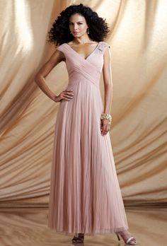 Kathy Ireland for Mon Cheri :  Style No. KI1326 :  Mother-of-the-Bride Dresses Gallery