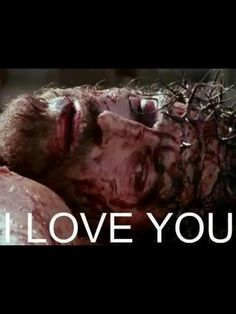 In tears. I love you Jesus! ♥ When I Think About The Lord - Passion of Christ Thank You Jesus, My Jesus, Jesus Loves You, Jesus Girl, King Jesus, Our Savior, Lord And Savior, Christian Faith, Christian Quotes