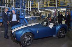 Shelby Cobra 3D printing