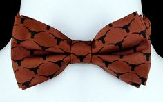 New University Of Texas Longhorns Mens Bow Tie PreTied Adjustable College Bowtie #EaglesWings #BowTie