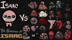 binding of isaac characters - Google Search