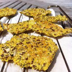 Glutenvrije kruidencrackers - Vegadutchie