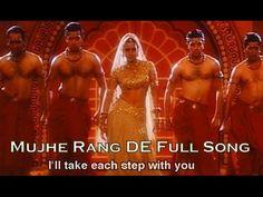 Rang De Full Video Song HD | Thakshak (1999) | Ajay Devgan, Tabu | A.R.Rehman