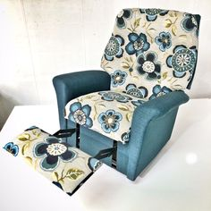 Jason Recliner  sc 1 st  Pinterest & A little boys armchair. Warwick Fabric Range: Beachcomber Colour ... islam-shia.org