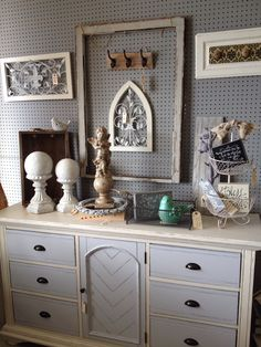 Looking for pieces to replace the Christmas decor? Come shop out booth!