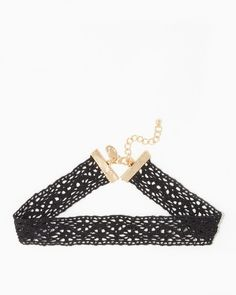 Lace Choker Necklace | Charming Charlie