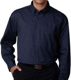 navy dress shirts