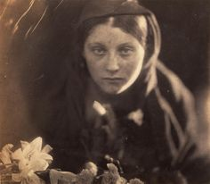 Photograph from collection of albumen prints by Julia Margaret Cameron (1864-67) (© Bodleian Libraries, University of Oxford)
