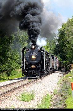 RailPictures.Net Photo: IAIS 6988 Iowa Interstate Railroad Steam 2-10-2 at Davenport, Iowa by Hunter Lohse