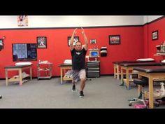 Functionally Fit: Sliding split squat   Magazine Archives   Fit Pro