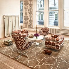 Ethnic rugs weave their magic - Home Accessories - How To Spend It