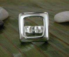 Frame ring for a finger tattoo!