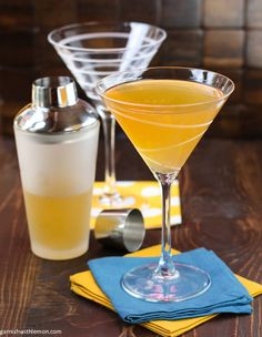 Gold Rush: Ginger liqueur, bourbon and lemon juice combine in this belly-warming cocktail.