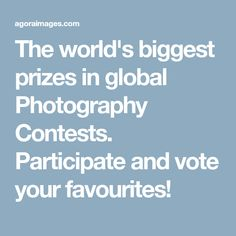 The world's biggest prizes in global Photography Contests. Participate and vote your favourites! Photography Contests, Hanuman, World's Biggest, Cool Photos, Dreams, Products, Gadget